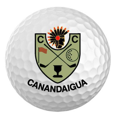 Logo of golf course named Canandaigua Country Club