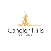 Logo of golf course named Candler Hills Golf Club