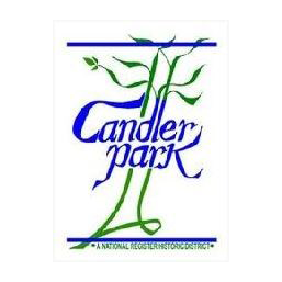 Logo of golf course named Candler Park Golf Course