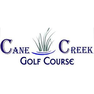 Logo of golf course named Cane Creek Golf Course
