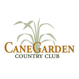 Logo of golf course named Cane Garden Country Club