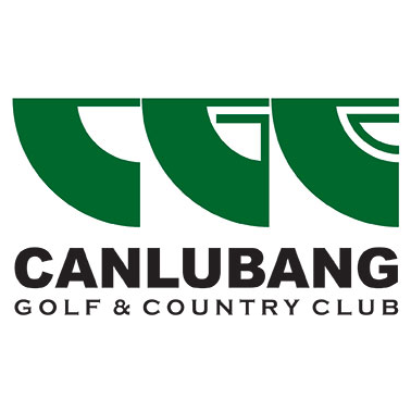 Logo of golf course named Canlubang Golf and Country Club