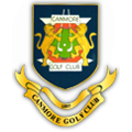 Logo of golf course named Canmore Golf Club