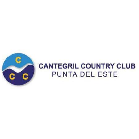 Logo of golf course named Cantegril Country Club - Punta del Este