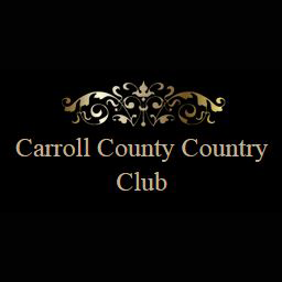 Logo of golf course named Carroll County Country Club