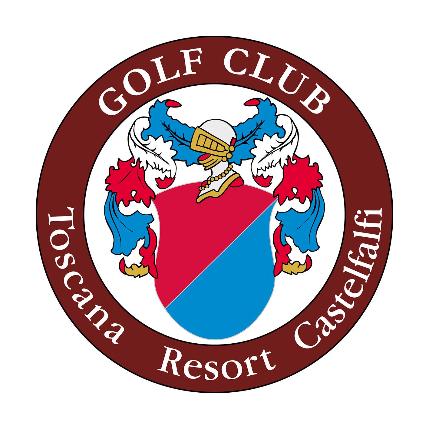 Logo of golf course named Castelfalfi Golf Club