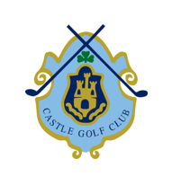 Logo of golf course named Castle Golf Club