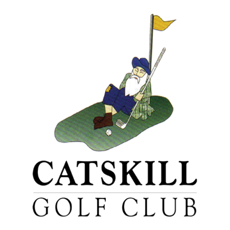 Logo of golf course named Catskill Golf Club