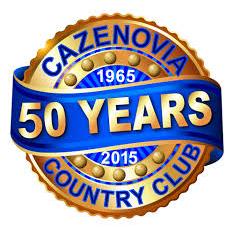 Logo of golf course named Cazenovia Country Club
