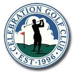 Logo of golf course named Celebration Golf Club