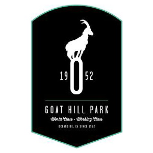 Logo of golf course named Center City Golf Course at Goat Hill
