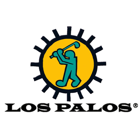 Logo of golf course named Centro de Golf Los Palos