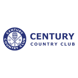 Logo of golf course named Century Country Club