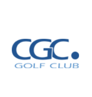 Logo of golf course named CGC Golf Club