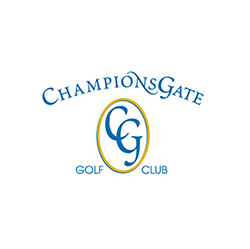 Logo of golf course named Championsgate - National Course