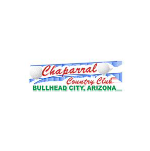 Logo of golf course named Chaparral Country Club