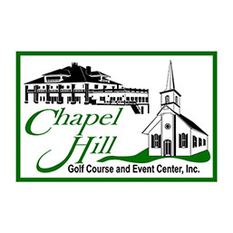 Logo of golf course named Chapel Hill Golf Course and Event Center