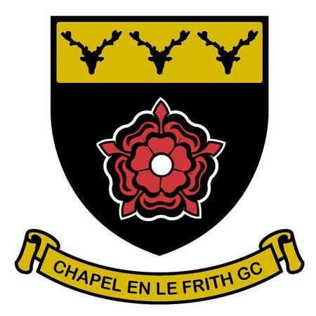 Logo of golf course named Chapel-En-Le-Frith Golf Club