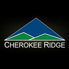Logo of golf course named Cherokee Ridge Golf Course