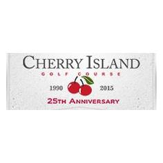 Logo of golf course named Cherry Island Golf Course