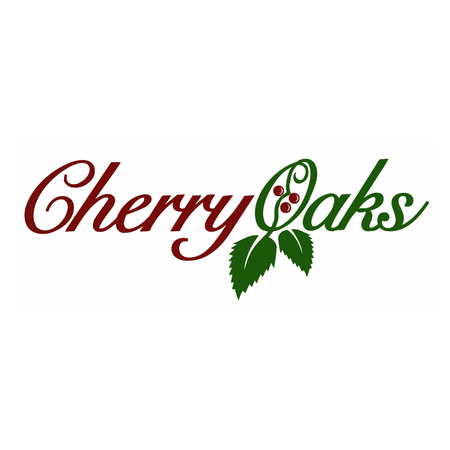 Logo of golf course named Cherry Oaks Golf Club
