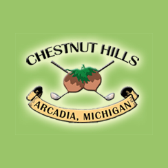 Logo of golf course named Chestnut Hills Golf Course