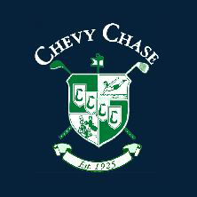 Logo of golf course named Chevy Chase Country Club