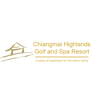 Logo of golf course named Chiangmai Highlands Golf and Spa Resort