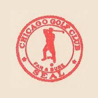 Logo of golf course named Chicago Golf Club