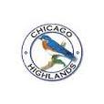 Logo of golf course named Chicago Highlands Golf Club