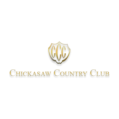 Logo of golf course named Chickasaw Country Club