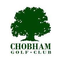 Logo of golf course named Chobham Golf Club