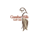 Logo of golf course named Cinnabar Hills Golf Club