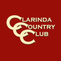 Logo of golf course named Clarinda Country Club
