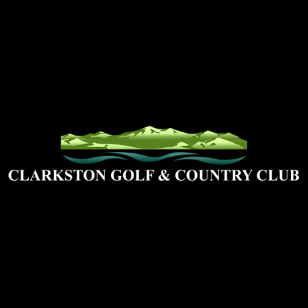 Logo of golf course named Clarkston Golf and Country Club