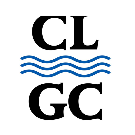 Logo of golf course named Clear Lake Golf Club