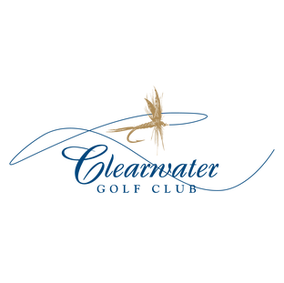 Logo of golf course named Clearwater Golf Club