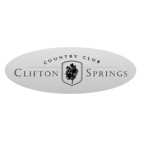Logo of golf course named Clifton Springs Country Club