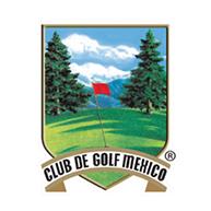 Logo of golf course named Club de Golf Mexico