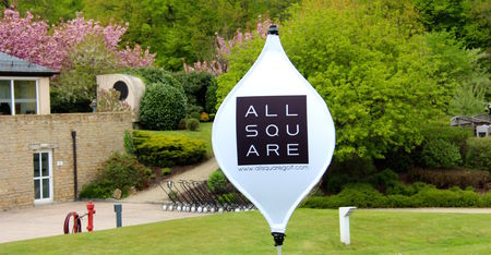 Hosting golf course for the event: The All Square Invitational