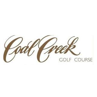 Logo of golf course named Coal Creek Golf Course
