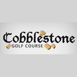 Logo of golf course named Cobblestone Golf Course