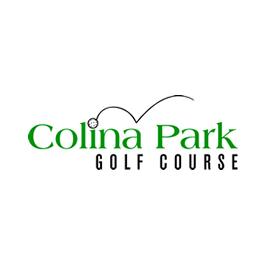 Logo of golf course named Colina Park Golf Course