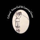 Logo of golf course named Colonial Acres Golf Course