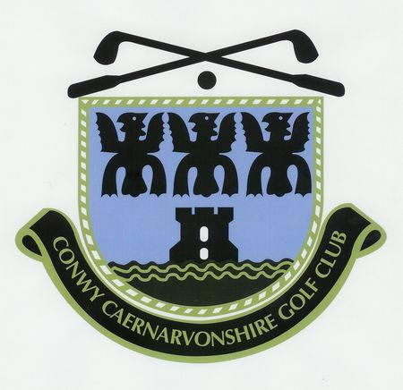 Logo of golf course named Conwy (Caernarvonshire) Golf Club
