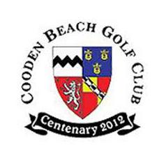 Logo of golf course named Cooden Beach Golf Club