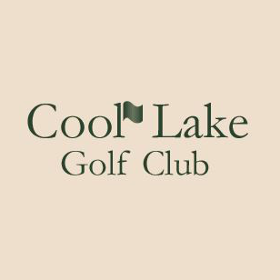 Logo of golf course named Cool Lake Golf Course