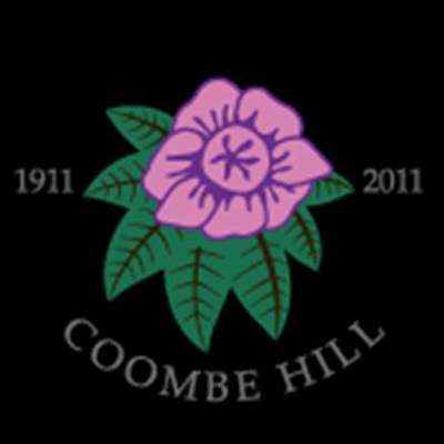 Logo of golf course named Coombe Hill Golf Club