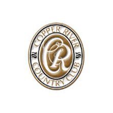 Logo of golf course named Copper River Country Club