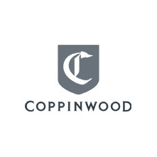 Logo of golf course named Coppinwood Golf Club